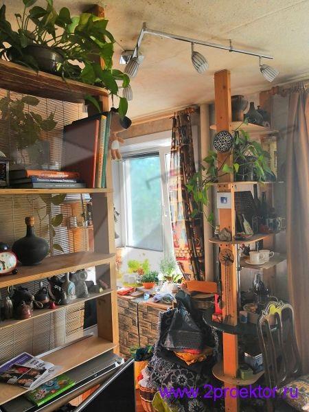 Незаконный демонтаж перегородки в квартире в районе Зюзино (рис 2.)