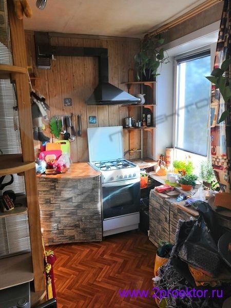Незаконный демонтаж перегородки в квартире в районе Зюзино (рис 3.)