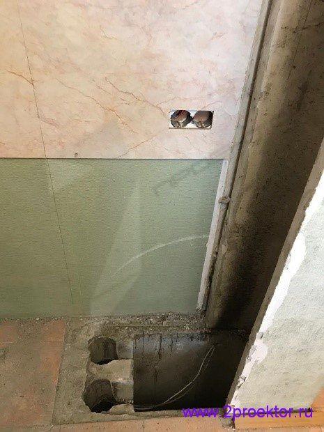 Незаконный демонтаж вентиляционной шахты в квартире (Рис. 4)