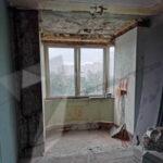 Результат неузаконенной перепланировки квартиры в Бабушкинском районе