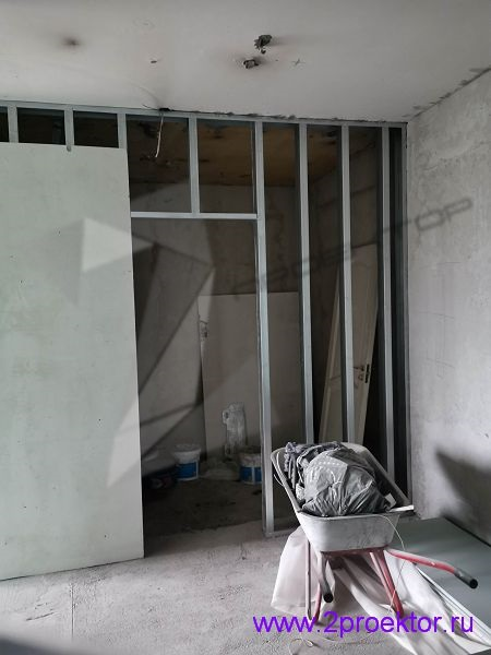 Результат неузаконенной перепланировки квартиры в Бабушкинском районе (рис. 3)