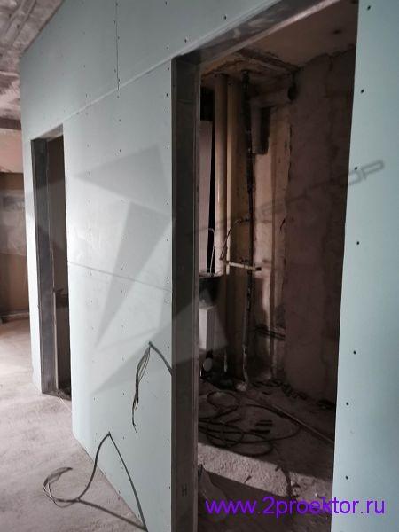 Результат неузаконенной перепланировки квартиры в Бабушкинском районе (рис. 4)