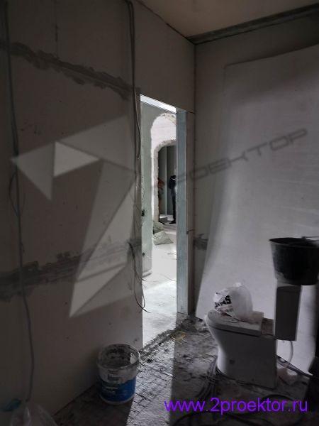 Результат неузаконенной перепланировки квартиры в Бабушкинском районе (рис. 5)