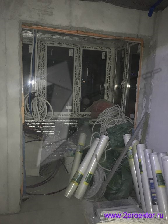 Незаконная перепланировка квартиры в районе Богородское (Рис. 2)