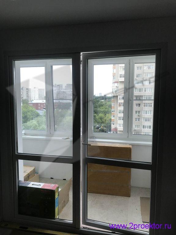 Незаконная перепланировка квартиры в районе Богородское (Рис. 1)
