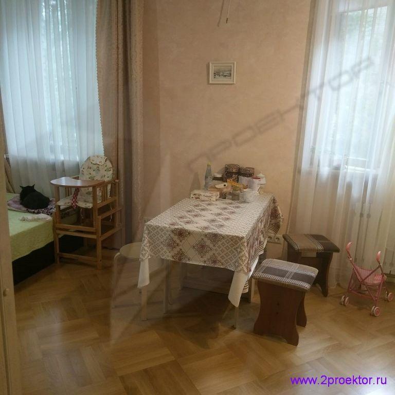 Незаконная перепланировка жилого помещения в Свиблово (рис. 1)