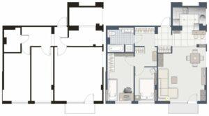 Как узаконить уже сделанную перепланировку квартиры в Москве в 2020 году