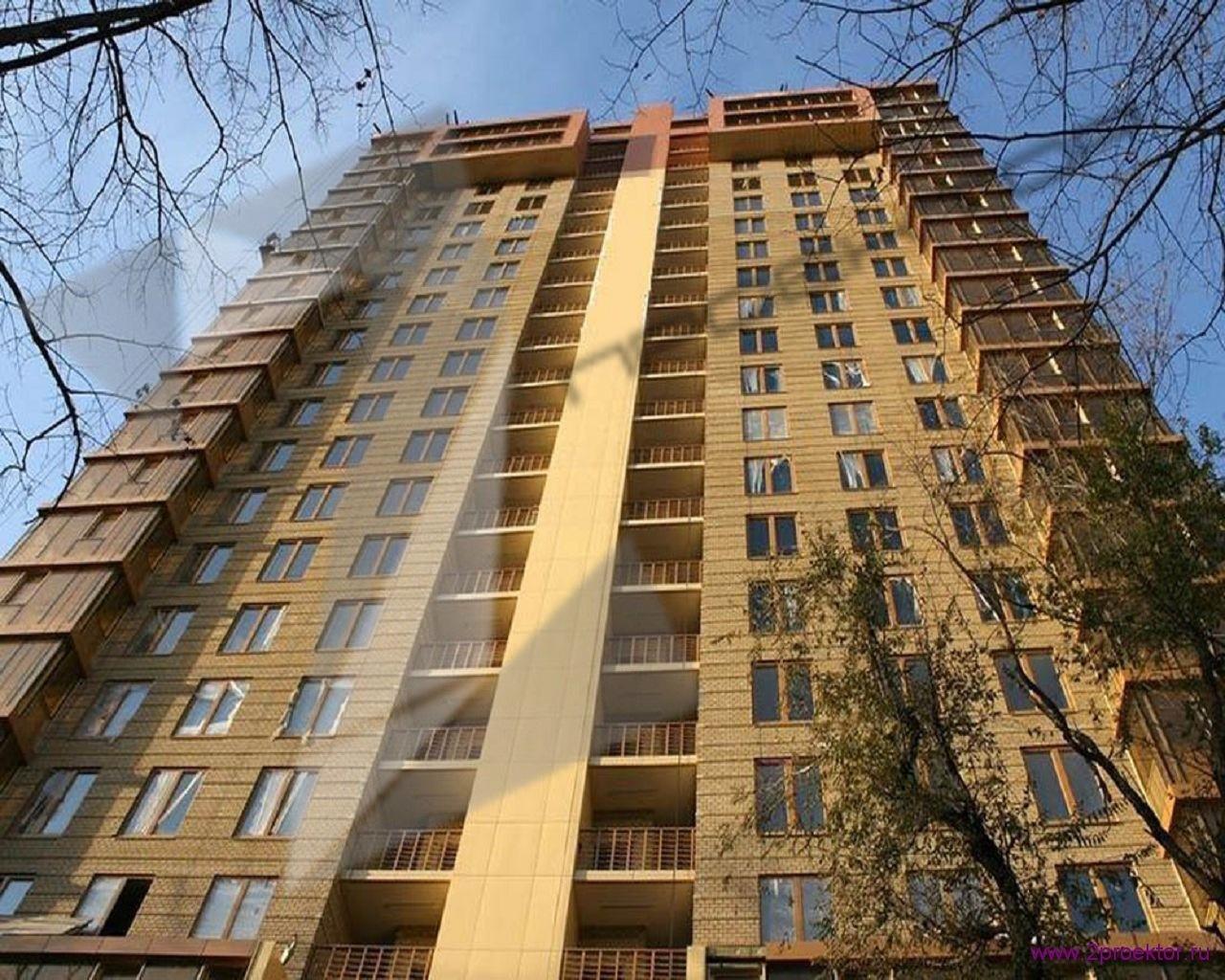 Фасад Жилого комплекса Суворов парк