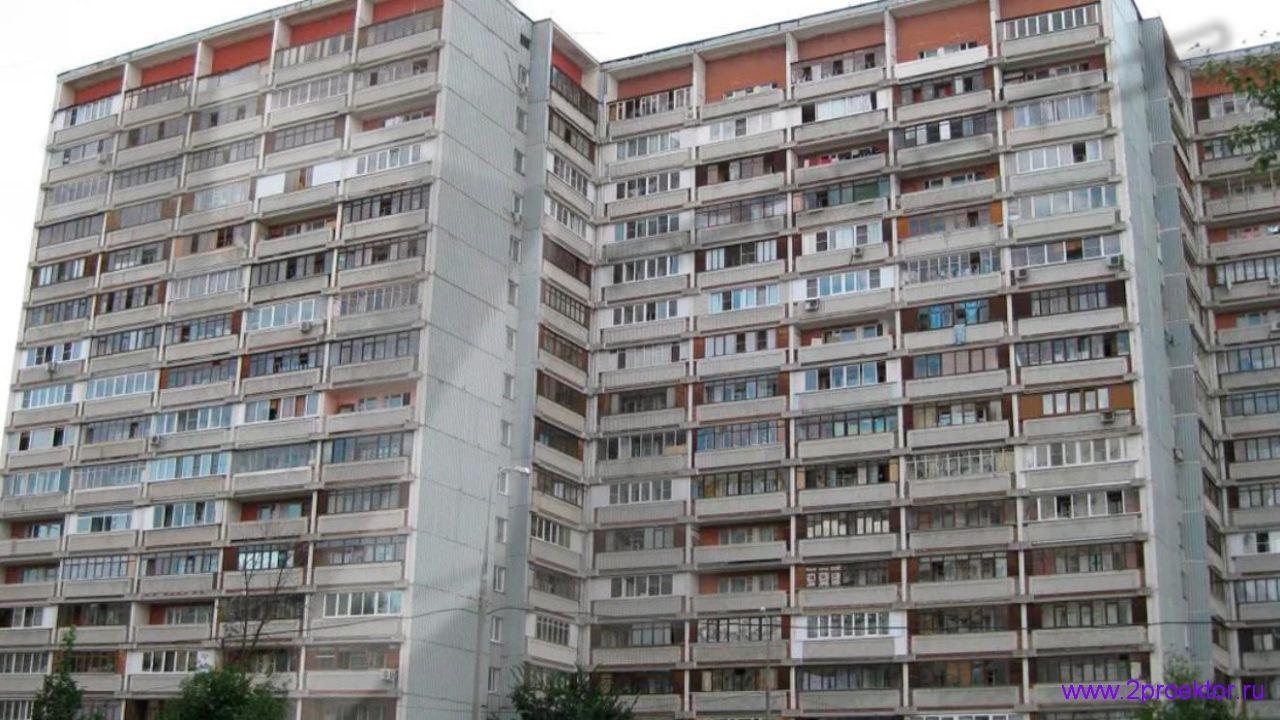 Жилой дом серии II-68