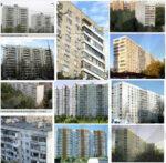 Каталог типовых решений переустройства квартир