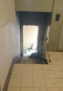 Незаконная перепланировка нежилого помещения